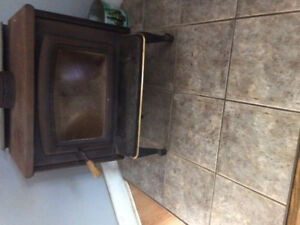Pacific vista Series C wood stove