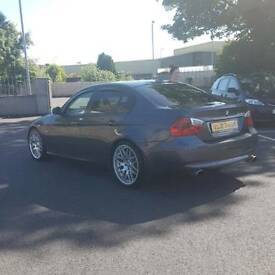 Bmw 320d se not 520d/530d may swap for vw touran or ford smax