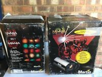 Martin Mania DC1 x2 Perfect set up for DJ's