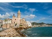 Live-in Housekeeper Sitges, Spain required. Managing the home for a family of 3 and 2 dogs.