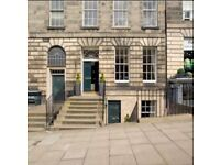 Festival Let - 4 bed flat in Edinburgh New town - Nightly and weekly rates for Late Availability !!