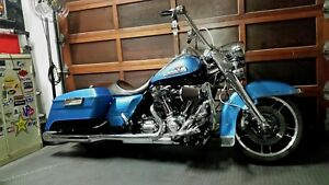 2011 Harley Davidson Road King custom