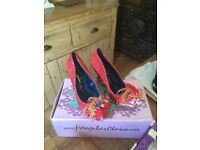 Spectacular womens' shoes
