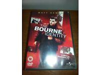 The Bourne Identity region 2,4,5 DVD