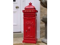 Victorian post box -New