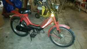 1981 Honda pa 50 moped