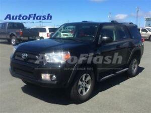 2012 Toyota 4Runner SR5 7-Pass* Cuir/Leather* Bas kilo!* Toit*