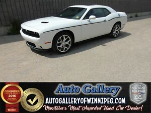 2016 Dodge Challenger SXT Plus *Lthr/Roof