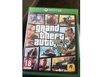Grand theft auto 5 on Xbox one