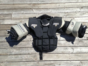 Vaughn Goalie Chest Guard