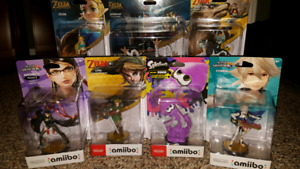 Amiibo - Brand New In Box (NA)