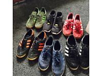 Adidas originals trainers size 10