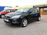 2010 FORD FOCUS 1.6 ONLY 57K MILES WITH FSH JUST ARRIVED new mot new tyres