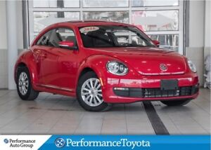 2016 Volkswagen The Beetle Trendline 1.8T 6sp at w/ Tip