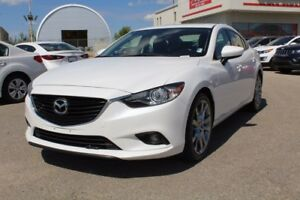 2014 Mazda Mazda6 GT MAZDA 6 GT LEATHER MOONROOF RATES FROM 0.9%