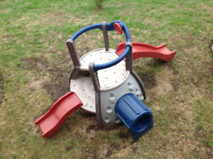 Little Tikes Climber/2 slides