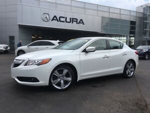 2014 Acura ILX DYNAMIC   NAV   1OWNER   NEWPADS   LEATHER   6SPD