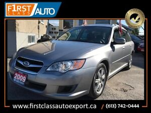 2009 Subaru Legacy 2.5i w/Touring Pkg - NO ACCIDENTS!