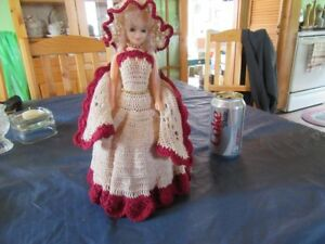 TOILET PAPER HOLDER - DOLL - REDUCED!!!!