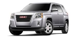 2013 GMC Terrain SLE-2 AWD - $10/Day - Heated Seats & Remote Sta