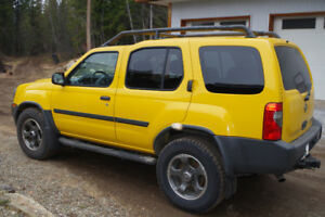 2002 Nissan Xterra SE Supercharge SUV, Crossover