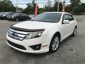 2010 Ford Fusion SEL FULLY LOADED, AWD, LEATHER, SR, ALLOYS