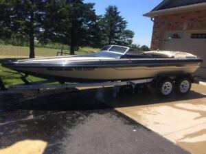 Beautiful 21ft Checkmate w/trailer