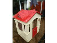 Little tikes kids playhouse £45 ono