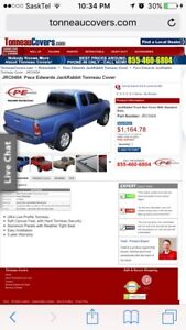 New 8' tonneau cover for Chevy gm and some fords