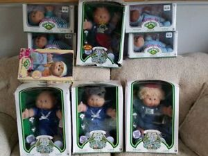 Cabbage Patch Dolls.* Brand New In boxes* Limited Editions/25th