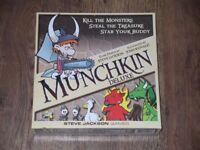 Munchkin Deluxe - The Card Game