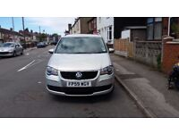 Volkswagen Touran 1.9 TDI (7 seats)Full Service histroy with recently clutch and cam belt changed
