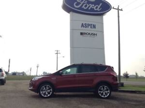 2016 Ford Escape Loaded- Heated Seats- Memory Seats- Power Tailg