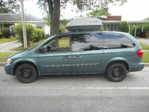 2007 Dodge Grand Caravan Camionnette SXT