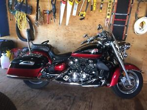 2005 YAMAHA ROYAL STAR TOURING DELUXE