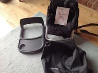 Concorde Lima Travel High Chair - like new