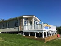 Brand New Amazing lodge For Sale, decking Included, Isle of Wight