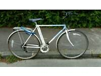 Men's Sturdy Raleigh Pioneer Hybrid Bicycle, For Sale in Excellent Riding Order