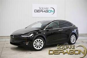 2016 Tesla Model S X7+ ENSEMBLE CLIMAT GLACIAL