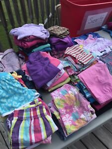 Girls Summer Clothes - Size 4