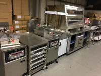 Henny Penny , Chicken Shop Equipment