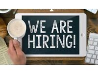 BAR AND WAITING STAFF REQUIRED IN DUNFERMLINE
