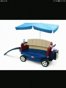 Chariot Little Tikes