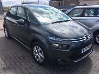 Citroen C4 Picasso 1.6 e-HDi Airdream VTR+ 5dr£6,895 p/x welcome 1 YEAR FREE WARRANTY. NEW MOT