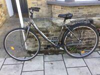 Good working single speed bike for woman