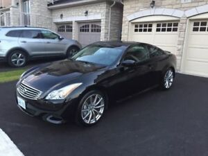 2009 Infiniti G37S MINT CONDITION LOW KMS!!