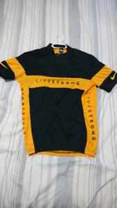 Gently Used Cycling Jersey