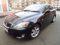 2007 | LEXUS IS 220D | FULL SERVICE HISTORY | LOW MILEAGE | DIESEL | ONLY 2650