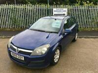 2006 55 vauxhall astra 1.6 drives superb