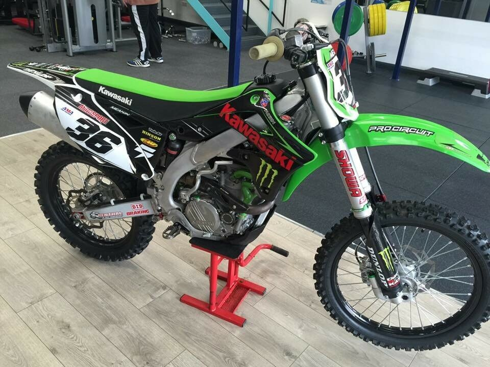 Kxf 450 2015 EXCELLENT CONDITION !